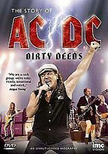 AC/DC - Dirty Deeds - The Story of [DVD] DVD
