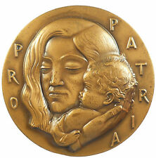 Society of Medalists 23. 1941, PRO PATRIA - HUMANITATE. By Joseph E. Renier