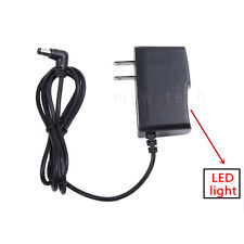 AC/DC Power Supply Adapter Cord For Roland Boss Micro BR/BR-80 Digital Recorder
