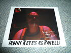 IRWIN KEYES signed autograph 8x12 (20x30 cm) In Person HOUSE OF 1000 CORPSES