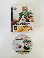 Madden NFL 09 for Sony PlayStation 3 *PS3*