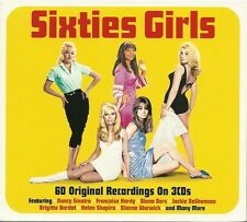 SIXTIES GIRLS - 3 CD BOX SET - ETTA JAMES, MARY WELLS & MANY MORE