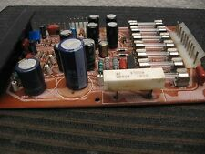 REBUILT POWER SUPPLY BOARD FOR MARANTZ 2500 & 2600