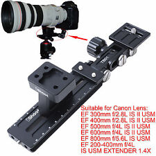 Tripod Mount Ring Foot Telephoto Lens Holder for Canon EF 400mm f/2.8L IS II USM