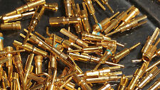 4 oz Gold plated pins for Scrap Gold & Precious Metal Recovery
