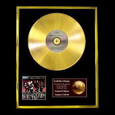 KISS SMASHES THRASHES & HITS  CD  GOLD DISC VINYL LP FREE SHIPPING TO U.K.