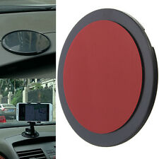 Car Dashboard Adhesive Mount Disc Pad For GPS Mobile Phone Suction Cap Holder 1X