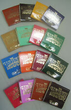 Incense Match Books - Assorted Variety Scented Matches - Box Lot of 15