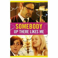 SOMEBODY UP THERE LIKES ME 2013 Indie Comedy dvd (R3)