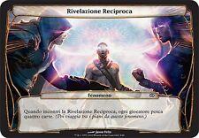 PLANECHASE FENOMENO Rivelazione Reciproca - Mutual Epiphany MTG MAGIC PCh Ita