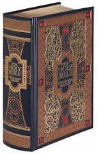 Sale The Holy Bible King James Version Gustave Dore Illustrated Leather Bound