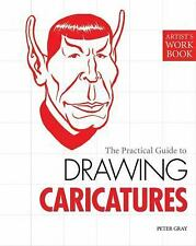 Artists Workbook: Drawing Caricatures-ExLibrary