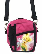 Disney Tinkerbell Camera Messenger Cross Shoulder Bag Coin Purse