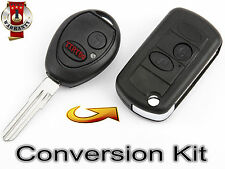 LAND ROVER DISCOVERY 2  FOB REMOTE CONTROL KEY CONVERSION KIT REPLACEMENT 2 BUTT