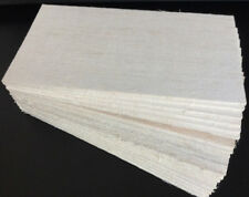 10PC 150x80x2mm  Super Light Wood Model Balsa Woods