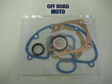 BSA C15 PRE65 TRIALS AND ROAD TOP END ENGINE GASKET KIT. 1959-1967. TOP QUALITY.