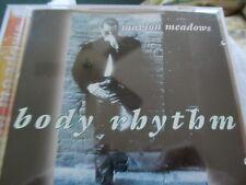 CD Marion Meadows  Body Rhythm