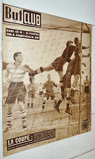 BUT ET CLUB N°226 1950 FOOTBALL COUPE RACING-LILLE LOSC BOXE FAMECHON BARTALI