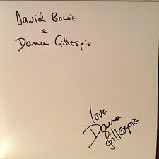 "DAVID BOWIE & DANA GILLESPIE "" BOWPROMO "" *** MULTI COLOURED VINYL *** LP"