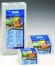Jabón de glicerina Ecológico Aloe Vera 500g transparente para Modelado de jabón