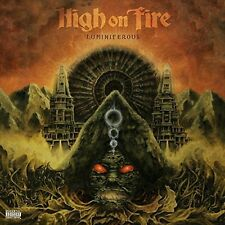 High on Fire - Luminiferous CENTURY MEDIA CD Neu