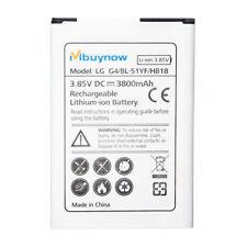 3800mAh Potenziata batteria Litio per LG G4 H815 G4 Stylus H635 tipo: BL-51YF