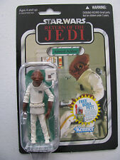 Star Wars The Vintage Collection 2010 Admiral Ackbar VC22 Carded ROTJ Jedi