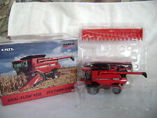 ERTL 1/64 CASE IH 9230 w/DUALS TOY COMBINE 2012 FARM PROGRESS SHOW EDITION NIB