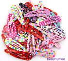 12pcs Fashion Girls' Hair clips Mixed Color style Hair Accessories