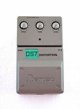 IBANEZ TONE-LOK DS7 TUBE SCREAMER DISTORTION PEDAL OUT OF PRODUCTION OLDER MODEL