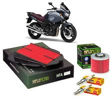 Pack Révision Filtre à Air Filtre à Huile Bougie Yamaha TDM 900 2002-2014