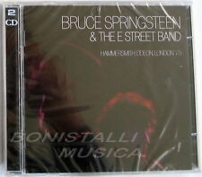 BRUCE SPRINGSTEEN & The E Street Band HAMMERSMITH ODEON LONDON '75-2 CD Sealed