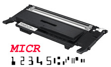 MICR for Check Toner Cartridge for Samsung Xpress C410W, SL-C410W/XAA Printer