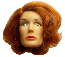 "1976 CHER 12"" mego doll -- YVETTE MIMIEUX -- HEAD with RED HAIR"