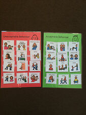 PECS/Boardmaker Behaviour Activity Pack for autism/ASD/ADHD/visual learning