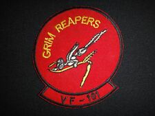 """US Navy Fighting Squadron VF-101 """"GRIM REAPERS"""" Patch"""