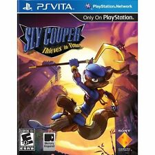 Sly Cooper: Thieves In Time PlayStation Vita For Ps Vita Very Good 5E