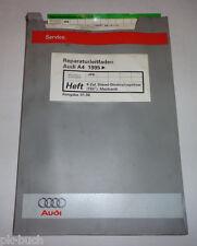 Werkstatthandbuch Audi A4 B5 6 Zylinder TDI Diesel Direkteinspritzer Motor, 1995