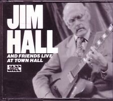 JIM HALL FRIENDS Live Town Hall 2CD Great ALONE TOGETHER MY FUNNY VALENTINE