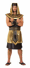 ONE SIZE ANCIENT #GOD EGYPTIAN PHARAOH KING ADULT MENS COSTUME FANCY DRESS