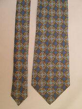 -AUTHENTIQUE  cravate cravatte EMIDIO TUCCI 100% soie  TBEG  vintage
