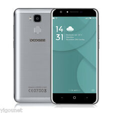 """5.5""""DOOGEE Y6C 4G 16GB QUAD CORE Android 6.0 Dual SIM Mobile Smartphone TOUCH ID"""