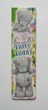 Teddy Bear Cardboard Magnetic Bookmark 4'' lenght (10cm) 1 pcs.