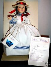 1987 Effanbee #FB2107 Remembrance Dolls of the Month for July