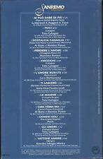 """MIETTA  T.CUTUGNO  POOH  A.OXA - BOX 1995 CD + LIBRO """" SANREMO 1987/90"""