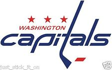 Washington Capitals Decal/Sticker