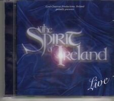 (BV412) Spirit Of Ireland, Live - 2002 CD