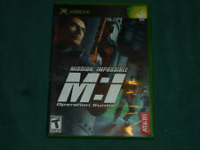 Mission: Impossible -- Operation Surma  (Xbox, 2003) with Book!