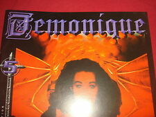 DEMONIQUE : ANGEL OF THE NIGHT #1 Hot Variant Cover London Night Comics NM 1997