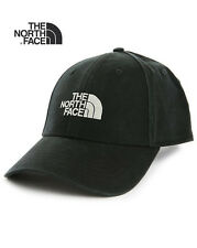 THE NORTH FACE® CAP BASEBALL HAT NEW BLACK  FULLY ADJUSTABLE FREE SIZE